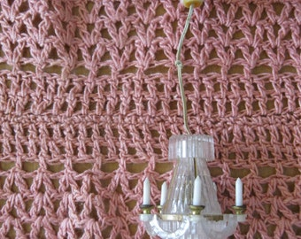 Doll House Miniature Hanging Ceiling Fixture