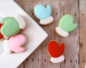 Mitten Cookies (2 Dozen)