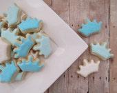 Crown Iced Sugar Cookies - (2 Dozen)