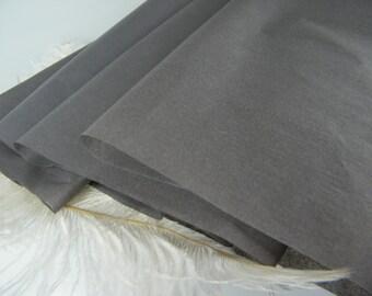 24 Dark Grey Tissue Paper | Dark Grey | Slate Gray |  DIY Grey Wedding Decor | Gift Wrap Tissue |  DIY Pom Pom Supplies | Craft Supplies