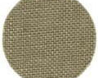 Cross Stitch Linen Tumbleweed 32 Count 18 x 27 inches, Aida Evenweave Fabric, Needlecraft Fabric