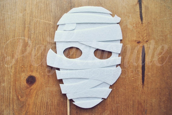 Mummy Photo Prop | Mummy Prop | Halloween Photo Booth Props | Halloween Party Props