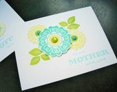 Birthday Card for Mom, Mother's Day Card