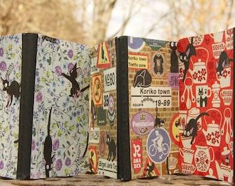 5 Kiki's Delivery Service - Hayao Miyazaki Mini Notebook gift set