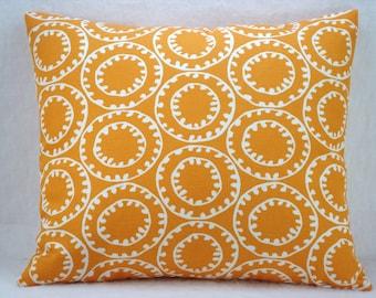 Modern Decorative Accent Lumbar Pillow Toss Pillow 16x14  P Kaufmann Ring a Bell