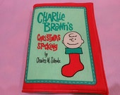 Crinkle Children's Soft Book, Charlie Browns' Christmas Stocking