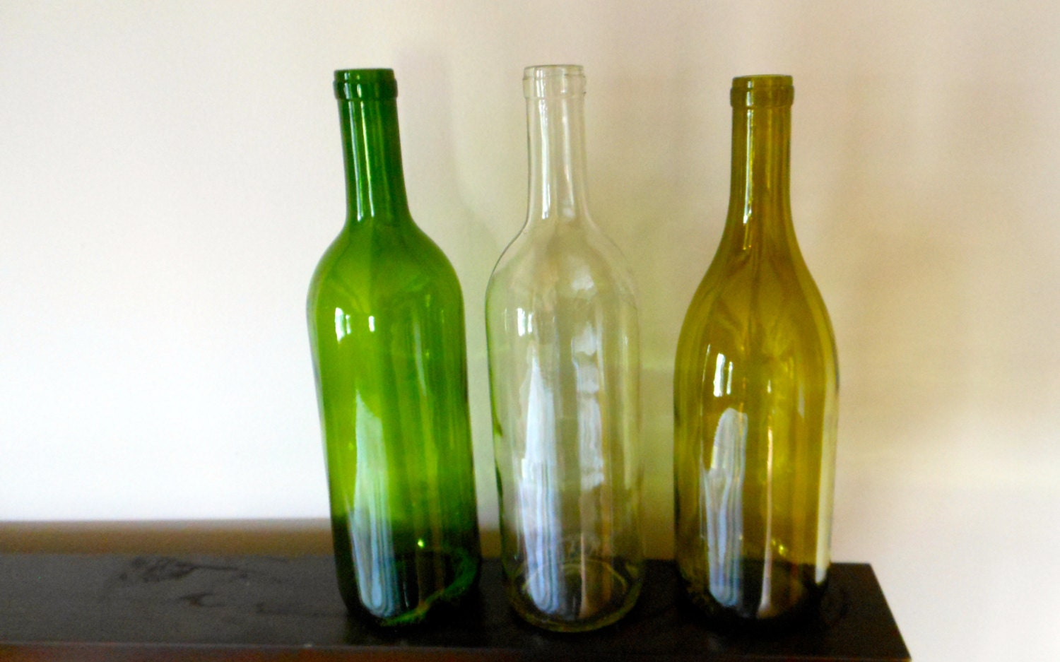 empty wine bottles for crafts decor lights set of by