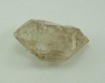 Elestial Smokey Quartz Crystal Specimen