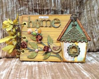 Birdhouse Album Kit
