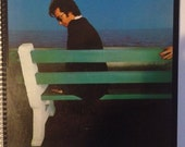 Boz Scaggs Recycled Record Album Cover Book