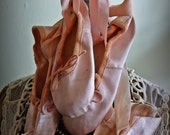 VERY LAST 2 Pairs Of Timeworn Ballet Shoes: Distressed Ballet Shoes, Decorative, Forgotten Ballet Slippers, Price is for TWO Pairs