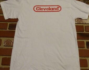 The White Cleveland Ohio T-Shirt