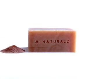 Azuki (Red Beans) Facial Soap -oily skin, natural facial soap, Vegan