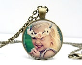 Personalized Jewelry. Necklace. Gift for Her. Jewelry. Handmade. Gift Idea. Mother's Day Gift. Personalized. Personalized Gift. Lizabettas