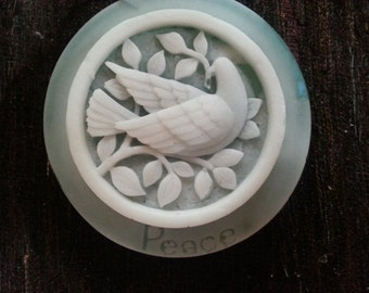 Winter Wonderland All Natural Peace Dove Soap