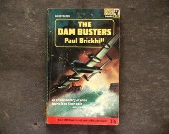 World War II book The Dam Busters by Paul Brickhill, a World War 2 history book