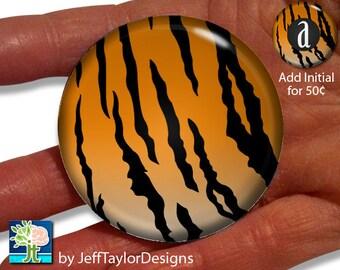 Tiger Stripe Pocket Mirror