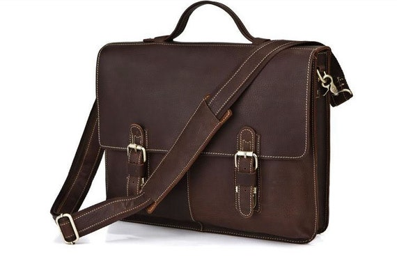 Nice one, need more brown black mens bags images like this