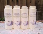 Lavender Body Powder