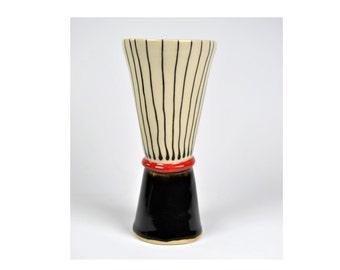 Handmade Ceramic Icecream Sundae Bowl,  Champagne flutes
