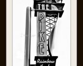 The Pike  8 x 10
