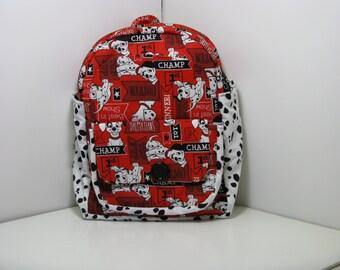 Champ 101 Dalmations Preschool Backpack