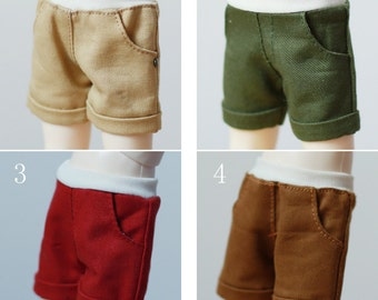 Miss yo 2014 shorts for YoSD 1/6 BJD - doll outfit / cloth - 4 colors in