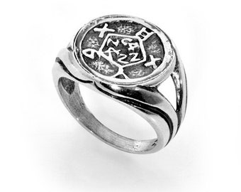 SAFE KEEPER amulet ring