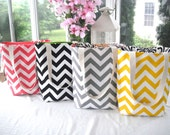 Design Your Own Reversible Chevron Tote Bags, New Fabrics Available In 38 Style,Tote Bags, Bags, Hand Bag, Beach Tote,Bridesmaids Gifts