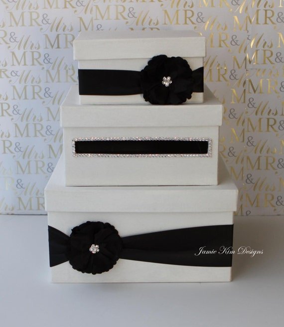Wedding Card Boxes For Receptions: Wedding Card Box Money Box Reception Card Box Wishing Well