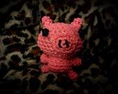 Mini Piggy - Rubber Band Figure