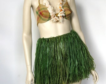 Vintage Hula Costume 1940's or 50's