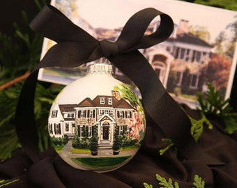 Hand painted Home ornaments