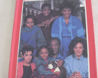 Vintage The Cosby Show Scrapbook Book