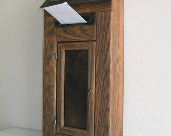 Old Style Postal Box