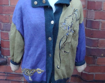SALE Oversized Glamourous Cardy