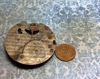 Steampunk  vintage pocket watch