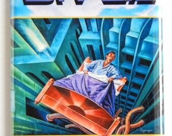 Brazil Movie Poster Fridge Magnet