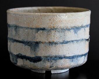 Shino Bowl Talaght ( Ceramic Stoneware Pottery )