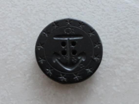 A482 Wwi Navy Peacoat Button