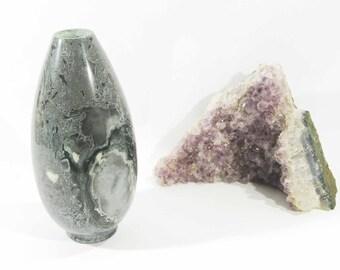Stone Vase Picasso Marble