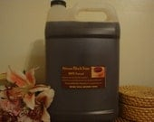 Wholesale 1 Gallon Jug Organic Raw African Black Liquid Soap 128 oz