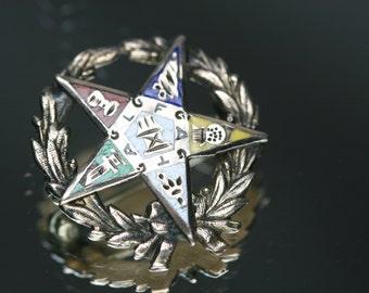 Vintage Eastern Star Pin