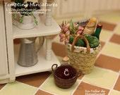 Demijohn - 1:12th Dollhouse Miniature