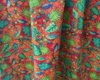 Rainforest Buzz fabric by Cheri Strole, Northcott