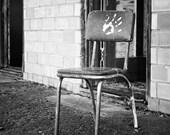 Imprint - Original Fine Art Photograph - Surreal, Rural Urban Decay, FREE SHIPPING