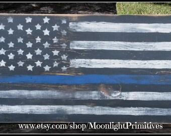 Thin Blue Line Flag, Police Officer, Police Officer Gifts, Thin Blue Line, Thin Red Line, Firefighter Signs, Police Signs, Law Enforcement