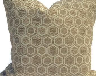 Geometric 20X20 Throw Pillow Toss Pillow Living Room Pillow
