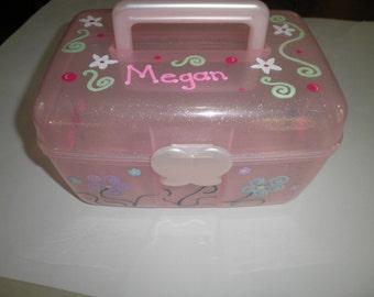 Jumbo Box Custom Decorated and Personalized