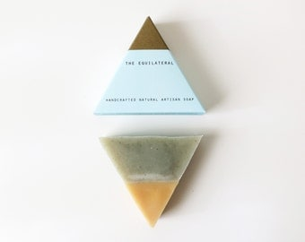 The Equilateral- Blue Gold